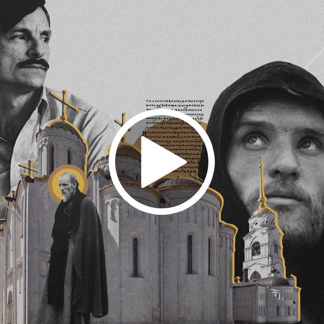 Tarkovsky, Solonitsyn Collage