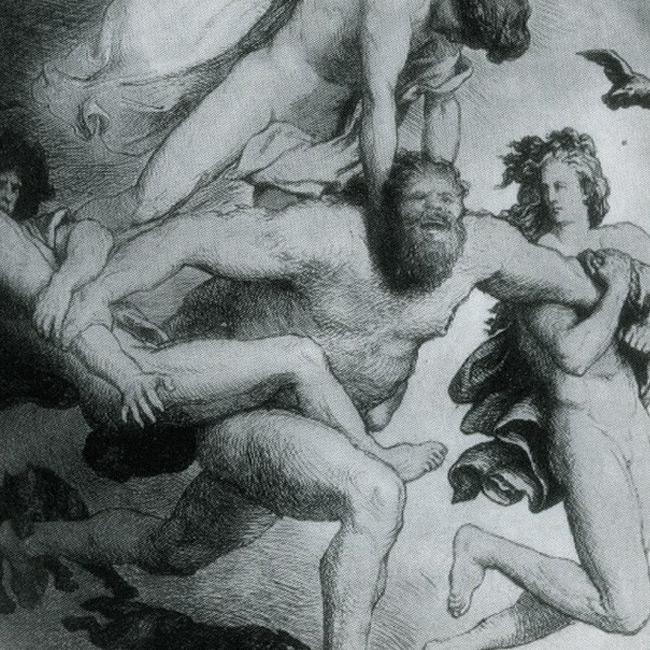 Ymir - the Norse creation myth