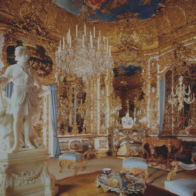 Linderhof Palace interior